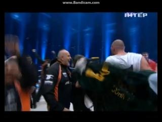 Владимир Кличко vs Тайсон Фьюри. Результат 28.11