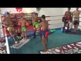 Как тренируется один из лучших бойцов муай тай.