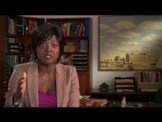 Это очень забавная история/It's Kind of a Funny Story (2010) Интервью с Виолой Дэвис