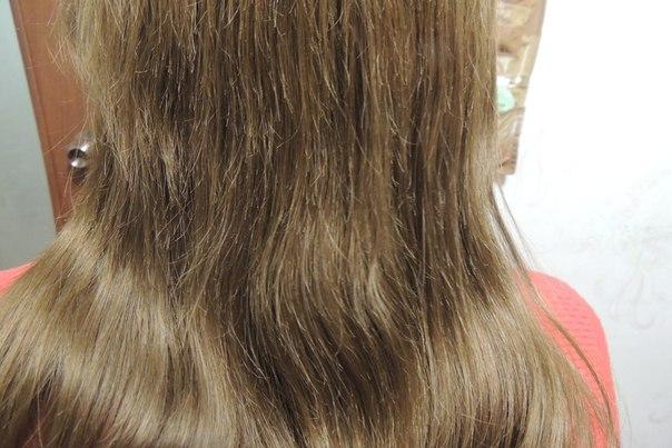 Волосы после осветления ломаются