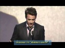 Robert Downey Jr asks forgiveness for Mel Gibson с русскими субтитрами