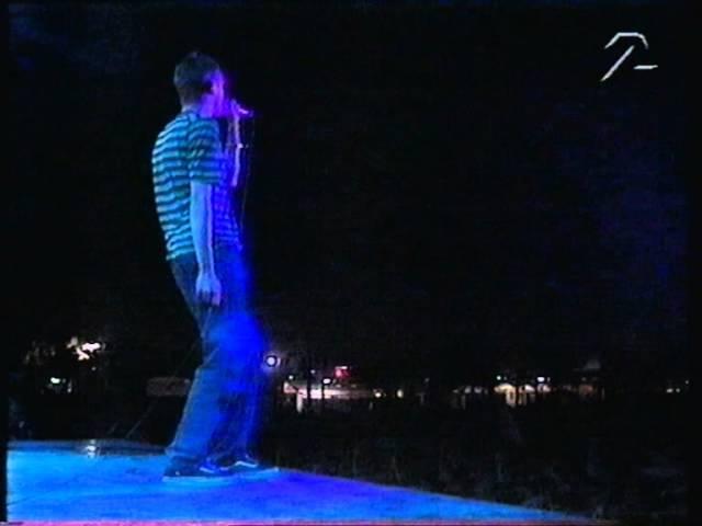 Blur - 01 Magic America (Live in Hultsfred Festival, Hultsfred, Sweden 11/08/1994)