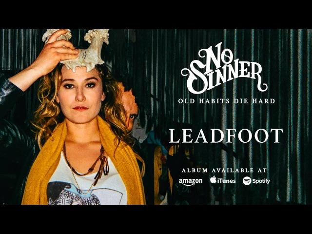 No Sinner - Leadfoot (Old Habits Die Hard) 2016