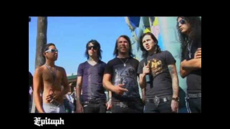 Warped Tour - Webisode 3 - Escape The Fate