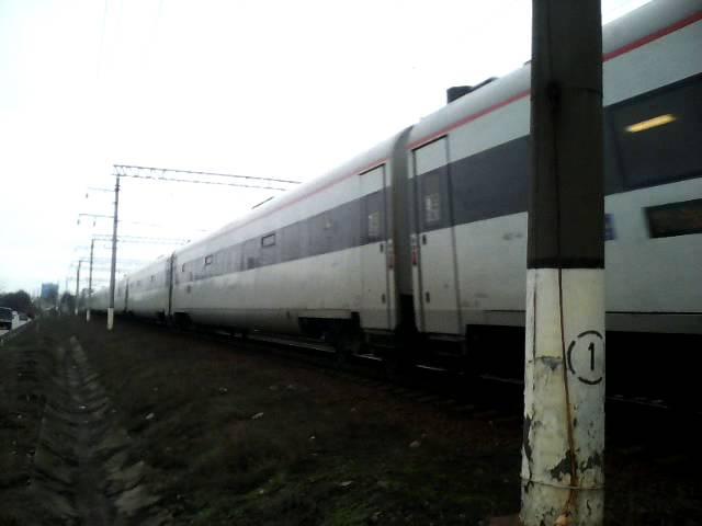 ЭКР1-001 Тарпан Львов - Дарница