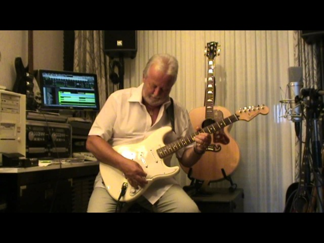 Some Broken Hearts Never Mend - Don WilliamsTelly Savalas (played on guitar by Eric)