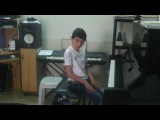 purim piano song yom tov lanu, plays Steve Rabaev