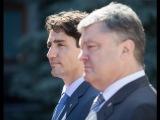 Премьер-министр Канады Джастин Трюдо прибыл в Украину - Justin Trudeau in Ukraine