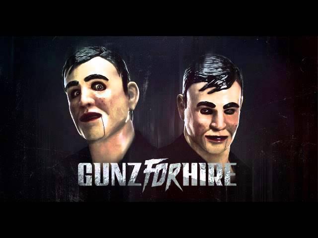 Gunz for Hire - Megamix (2k14 edition)