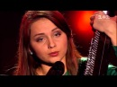 The Voice Ukraine 2016 - Ukrainian folk song - Her moving performance made the judges cry