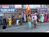 Хари Кришна Хари Рама и зажигательные танцы!