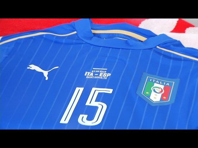 Esclusivo le maglie azzurre per Italia-Spagna sono pronte! - EURO 2016