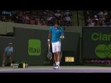 Джокович снова демонстрирует свою доминацию (6 sec)