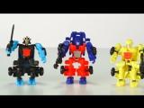 Трансформеры констракт боты от Hasbro! Наездники.