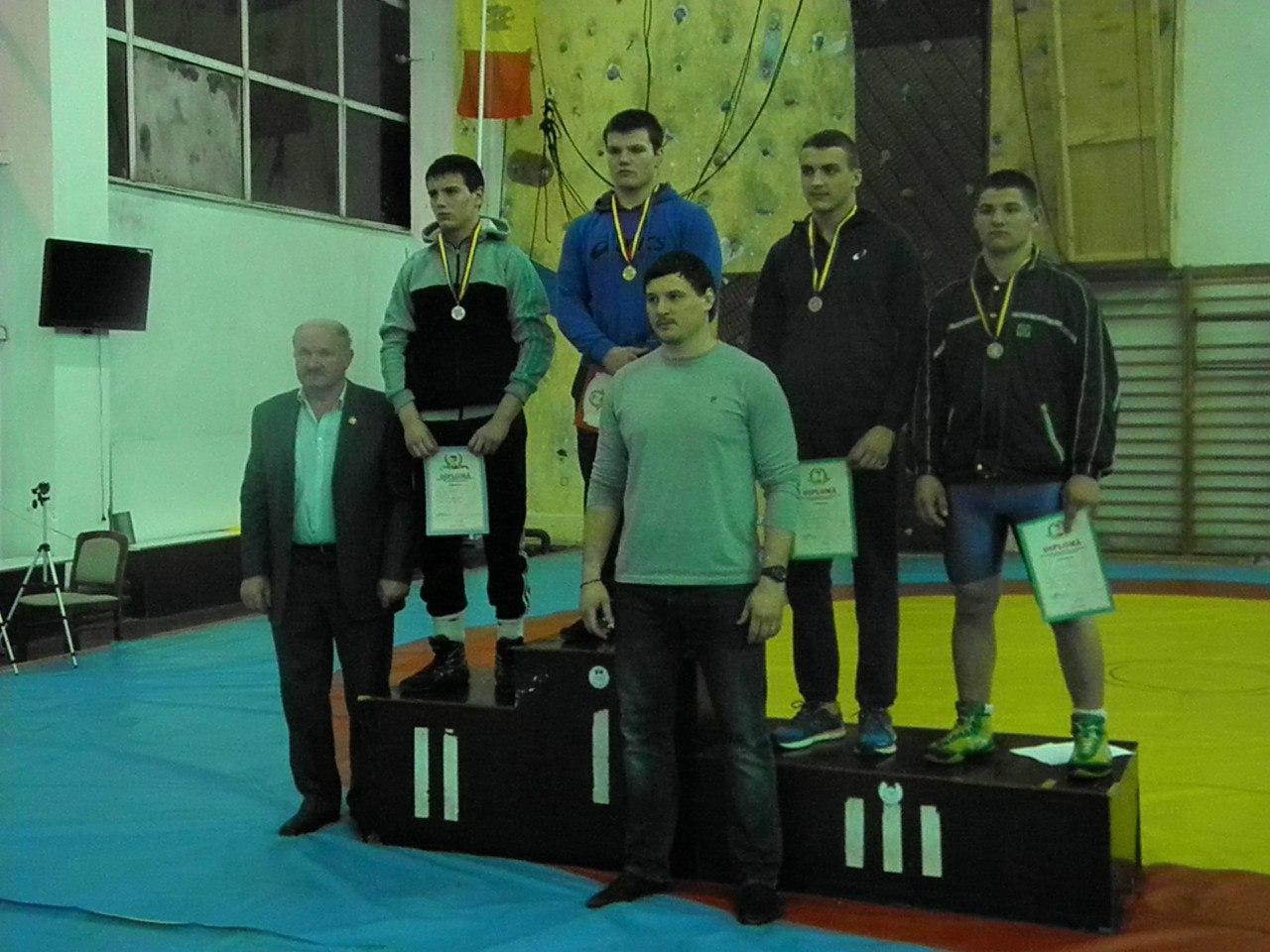 ..... # Lupte/Libere.md  2016 * Campionatul R.Moldova pentru Cadeti (09.04.2016). video şi photo.