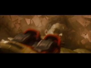 Халк против железного человека! (Мстители эра альтрона).