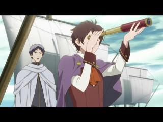 Красноволосая принцесса Белоснежка 2 сезон 7 серия Akagami no Shirayuki-hime 2nd Season русская озвучка Rayvol