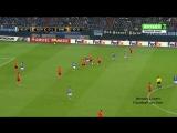 Шальке 0-3  Шахтер Донецк
