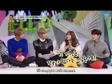 [Sapphire SubTeam] Hello Counselor - Shin Hyesung, Ryeowook, Heo Youngji & K.Will (2016.02.15) - Ep. 261 (рус.саб)