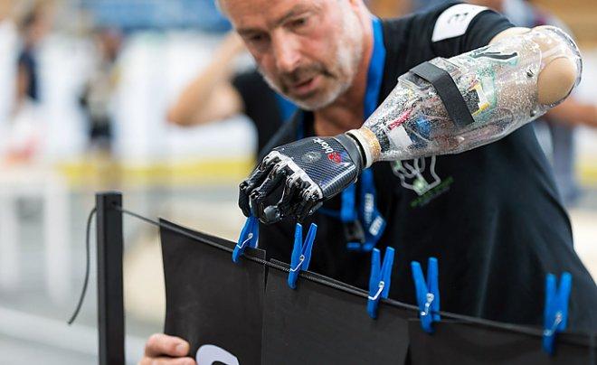 Международные соревнования киборгов Cybathlon пройдут в октябре