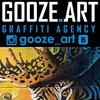 GOOZE_ART граффити в Краснодаре
