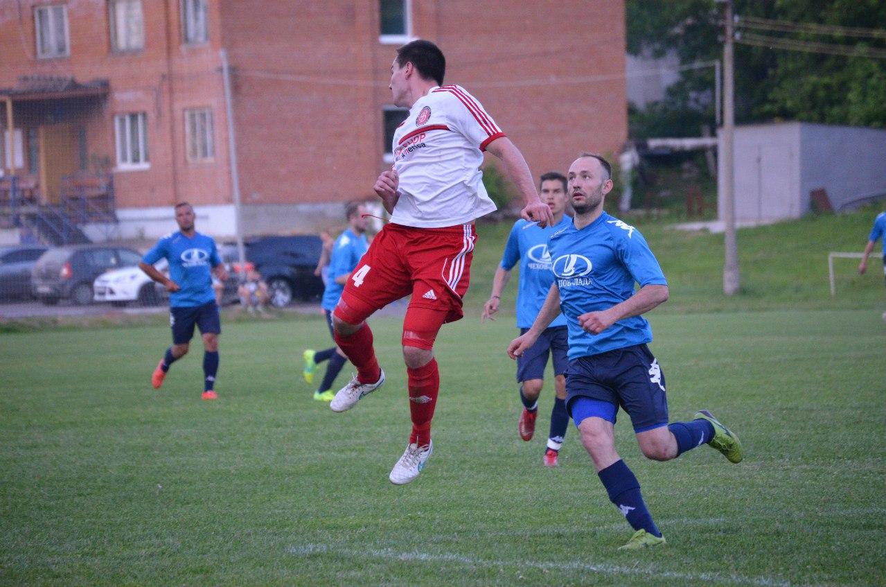 Денис Юрьев: «Хотелось бы попробовать свои силы в чемпионате Московской области»