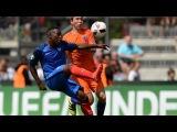 Euro U19 : France-Pays-Bas (5-1), le résumé - vidéo Dailymotion