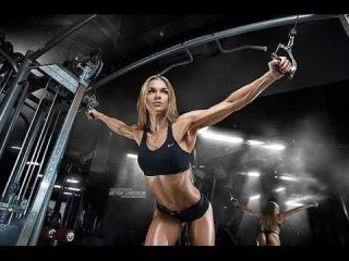 Хорошая фитнес мотивация для спорта, девушкам на заметку Мария Цкирия