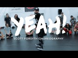 Yeah! Usher ft Lil Jon, Ludacris Scott Forsyth Choreography Summer Jam Dance Camp 2016