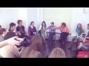 Жанна Лурье - Демонстрация техник психодрамы