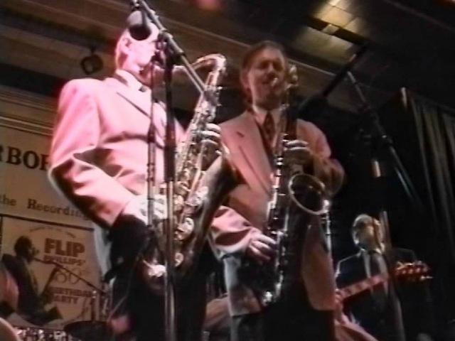 Tenor Madness - Flip Phillips 80th Birthday 1995