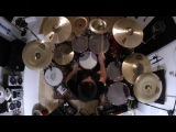 Kevin Paradis - Nile - The Inevitable Degradation Of Flesh - Raw Mix Drum Cover