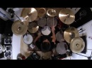 Kevin Paradis Nile The Inevitable Degradation Of Flesh Raw Mix Drum Cover