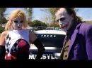 Joker and Harley Uber Prank