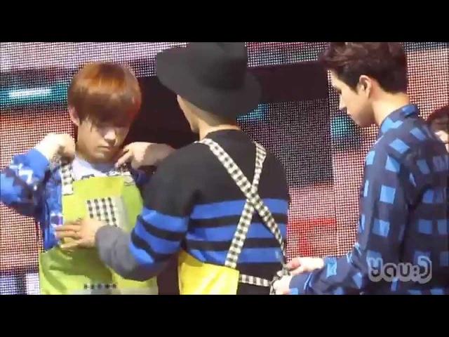 [FANCAM] 150117 VIXX(빅스) N mum Please help meㅠㅠ!! (엔 엄마 이홍빈 켄) Hong Kong(홍콩) 1st Fan Party кфк