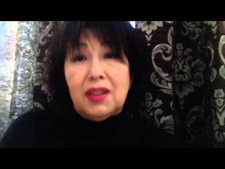 Видеоотзыв на Тренинг Аделя Гадельшина от Батырбековой Гульнары