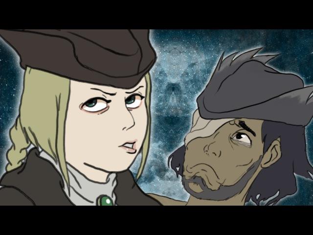 Lady Maria A Bloodborne Animation