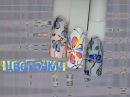 Видео уроки дизайн ногтей гель лаком shellac Цветы рисунок на ногтях