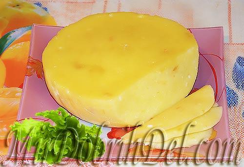 Очень вкусный и полезный домашний сыр!
