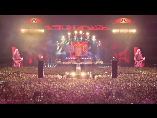AC_DC - Highway to Hell Live At River Plate 2011 (концерт в Буэнос-Айресе)