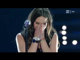 Francesca Michielin - Il mio canto libero - Sanremo 2016 (11/02/2016)