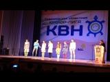 КВН Сельсовет - 2016  Свердловская областная юниор лига -финал  Приветствие