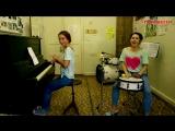 Девушки классно спели  У неба есть мы (Ёлка ft. Змей cover),крутой голос,красивый вокал,шикарное исполнение,кавер на песню