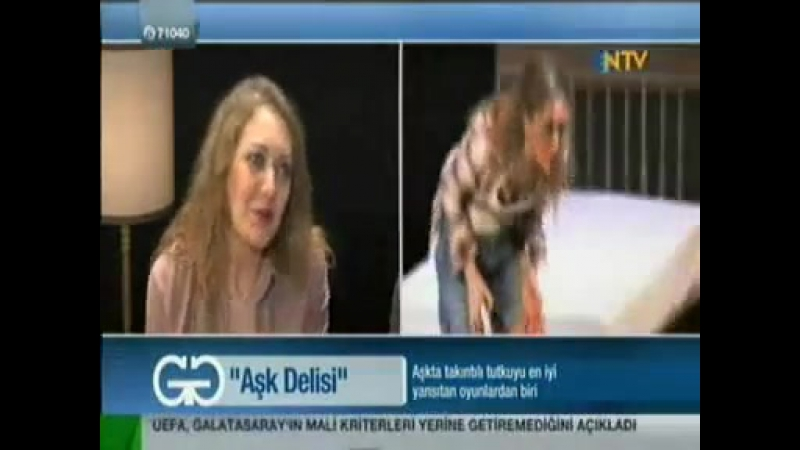 Aşk Delisi Tiyatro Cast Interview