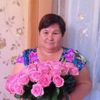 Анкета Татьяна Ромодина