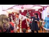 Моя любимая работа - Флешмоб с супер Дед Морозом детский сад №25