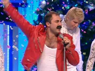 БАК-Соучастники - Конкурс одной песни (КВН Высшая лига 2010. Финал)
