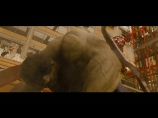 Халк против Железного человека