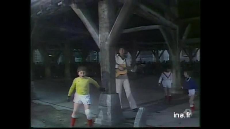 Bernard Sauvat - Mon Copain L'argentin