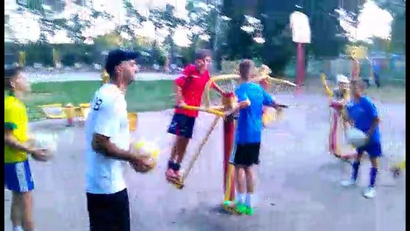 F.S Proffiball детский футбольный Академий!